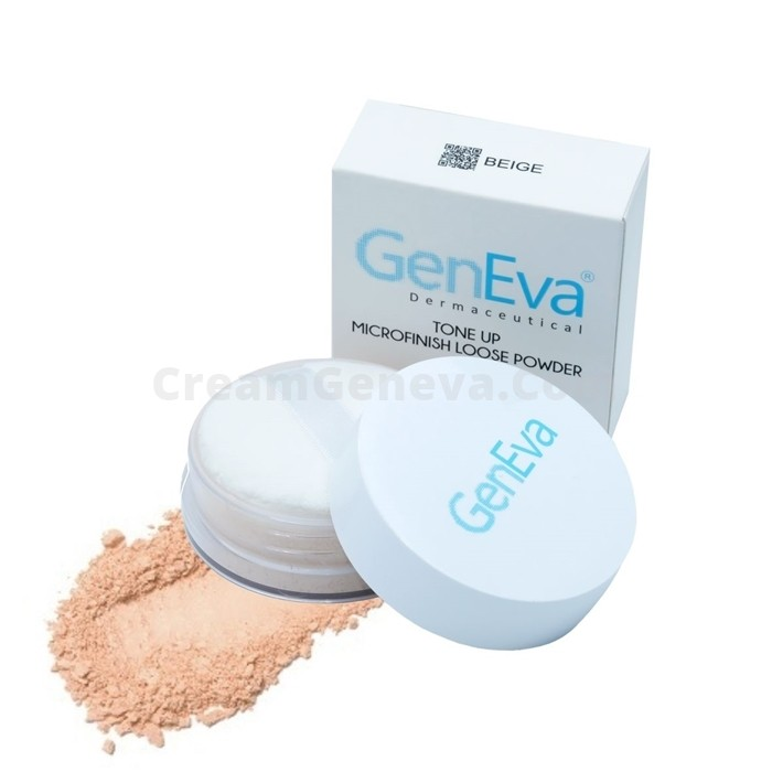 LOOSE POWDER SPF30 GENEVA