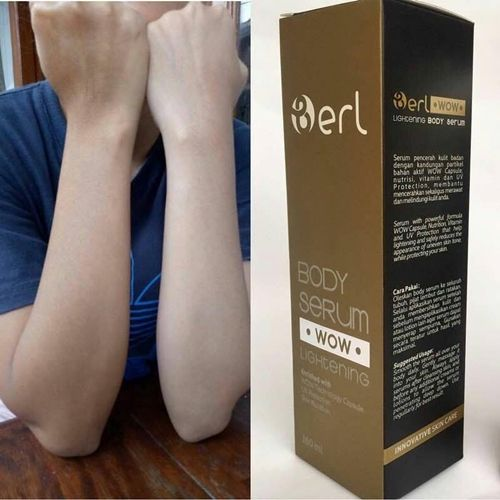 berl body serum whitening
