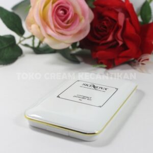 Compact Powder Kuning Natural Skinnova