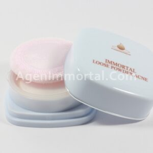 Immortal Loose Powder Acne