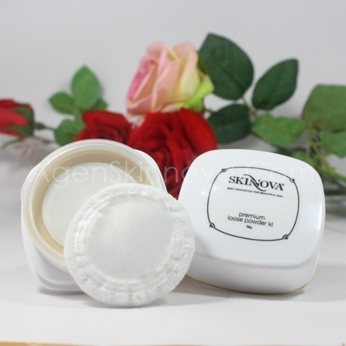 premium loose powder skinnova