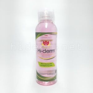 glowing toner pink hi-derm