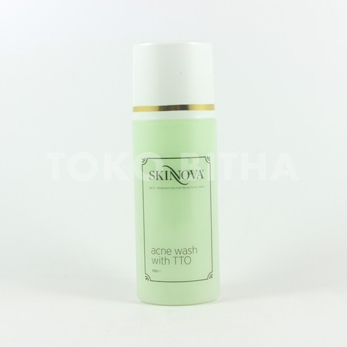acne wash tto skinnova