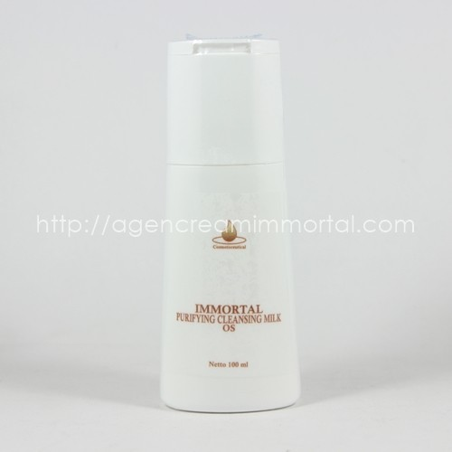 Immortal Cleansing Milk Oily Skin (OS)