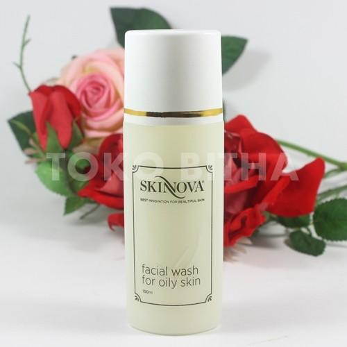 facial wash oily skinnova