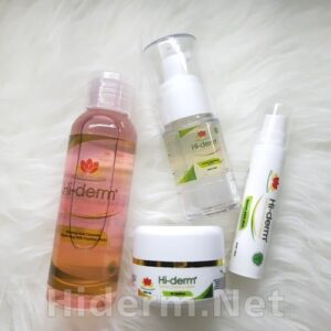 paket glowing serum series