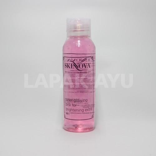 Glowing Toner Brightening Extra Pink Skinnova
