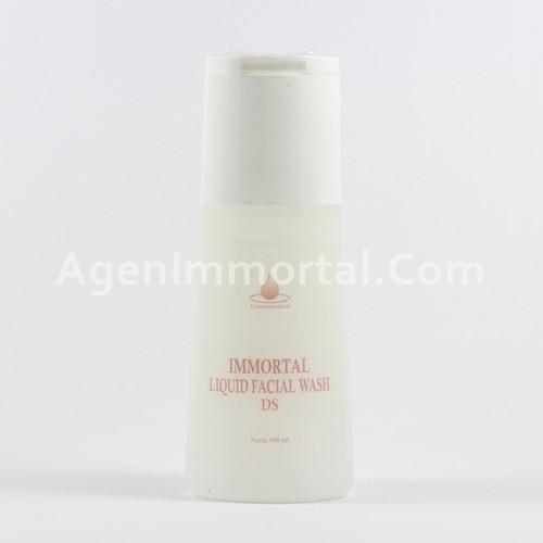 Immortal Liquid Facial Wash Dry Skin