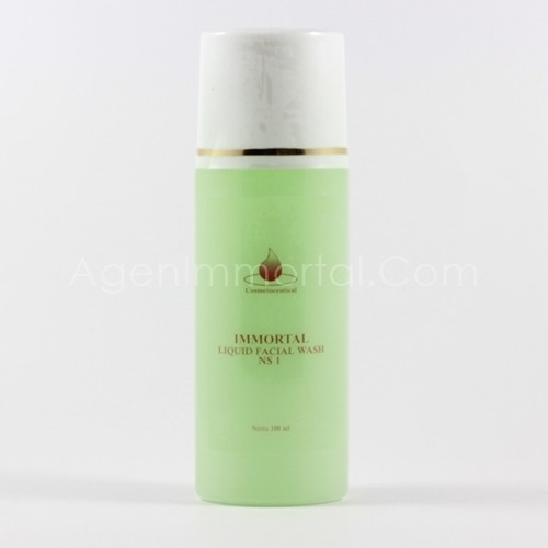 Immortal Liquid Facial Wash Acne Skin (NS1)