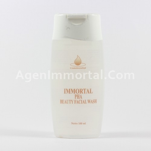 Immortal PHA Beauty Facial Wash