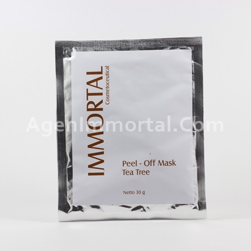 Immortal Masker Peel Off Tea Tree