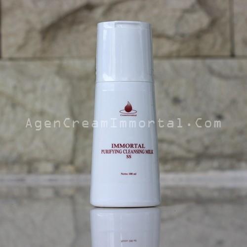 Immortal Cleansing Milk Sensitive Skin (SS)