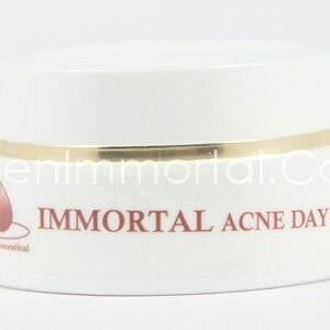 sunscreen acne day cream immortal