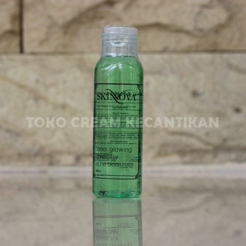 Glowing Toner Acne Green