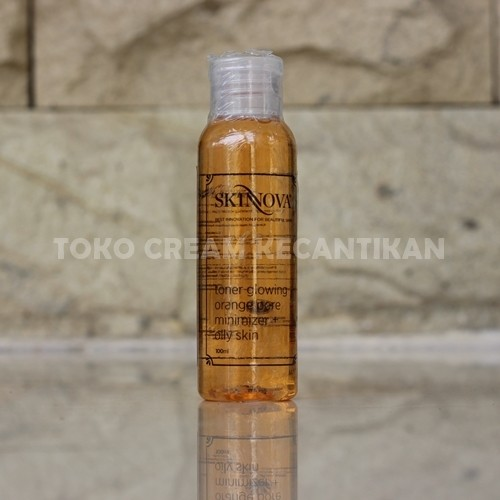 Glowing Toner Pore Minimizer Orange