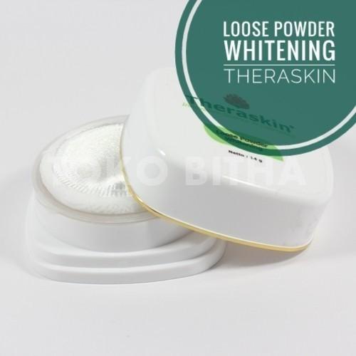 THERASKIN LOOSE POWDER WHITENING 1