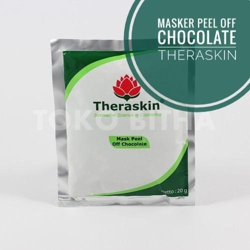 THERASKIN MASKER PEEL OFF COKLAT 1