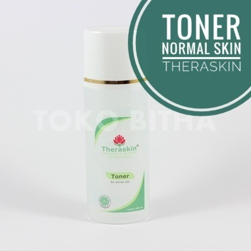 THERASKIN TONER NORMAL UNTUK JENIS KULIT NORMAL 1