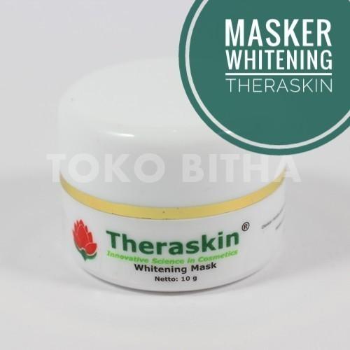 THERASKIN WHITENING MASK MASKER PENCERAH WAJAH 1