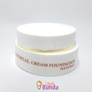 cream foundation immortal